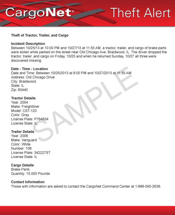 Retail | CargoNet