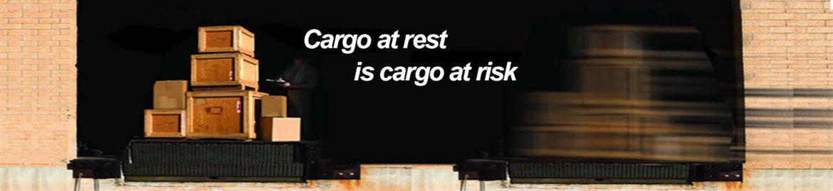 Cargo at rest is cargo at risk.